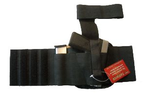 Tuffzone Ankle Holster - Concealment Ankle Holster