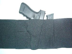 "Belly Band - 6"" Concealment Band"