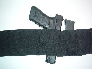 "Belly Band - Concealment 4"" Band"