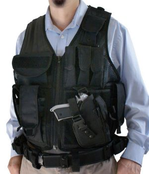 Tuff Zone - Tactical Vest